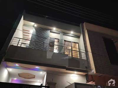 3 Marla House For Sale In M Block First Line