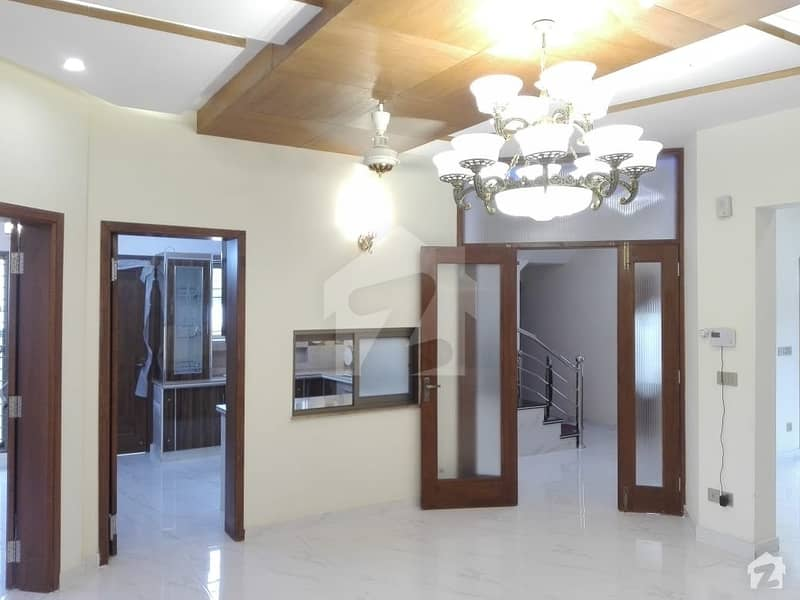 1 Kanal Upper Portion In Stunning LDA Avenue Is Available For Rent