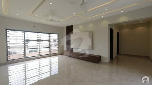 Prominently-Located Upper Portion Available In LDA Avenue For Rent
