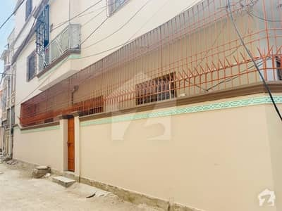 House For Sale 140 Square Yard Two Side Corner