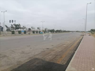 A Residential Plot Of 250 Square Yards In Bahria Town Karachi