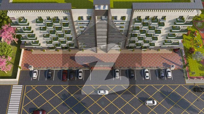 OSLO HEIGHTS well located & luxurious 3 bed apartment with servant room is for sale in Mumtaz City Islamabad