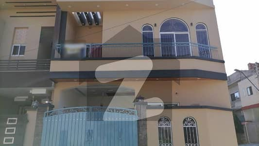 5 Marla Double Storey House For Sale In P. u. e. c. h. s Phase 2 Block B