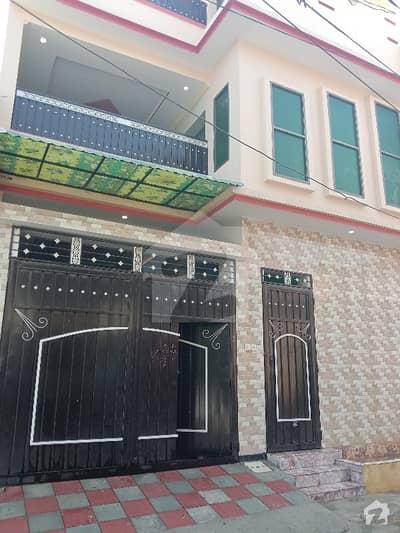 5 Marla House For Sale In Darmangi Garden Warsak Road