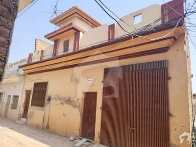 House Sale Umeedabad No 1 Near Rehabilitation Center Hospital Swati Gate Peshawar