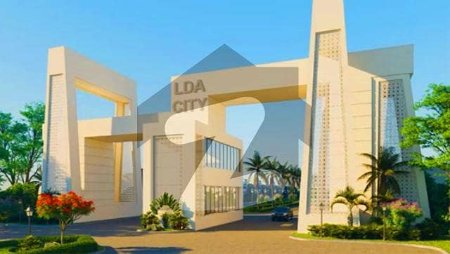 10 Ideal Location Plot In LDA City Lahore
