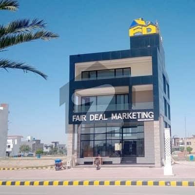 پارک ویو سٹی لاہور میں 5 مرلہ رہائشی پلاٹ 46.5 لاکھ میں برائے فروخت۔