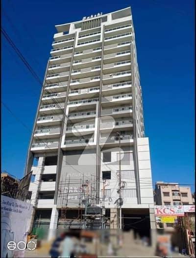 صدر ٹاؤن کراچی میں 2 کمروں کا 3 مرلہ فلیٹ 77 لاکھ میں برائے فروخت۔