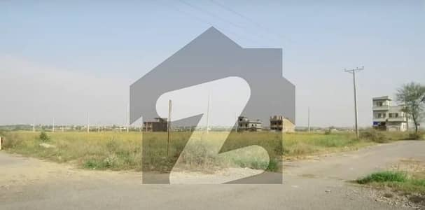 5 Marla Residential Plot Available For Sale In Sector I-16,ISLAMABAD.