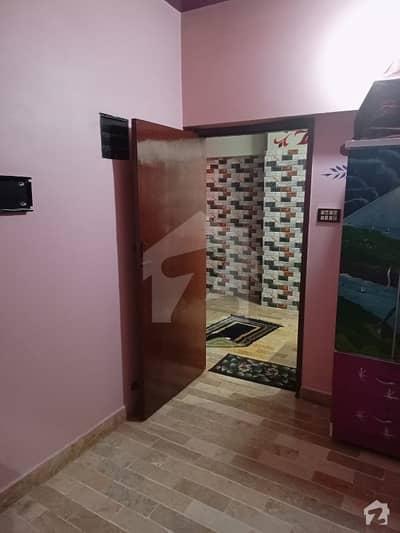 نشتر روڈ (لارنس روڈ) کراچی میں 2 کمروں کا 2 مرلہ فلیٹ 40 لاکھ میں برائے فروخت۔