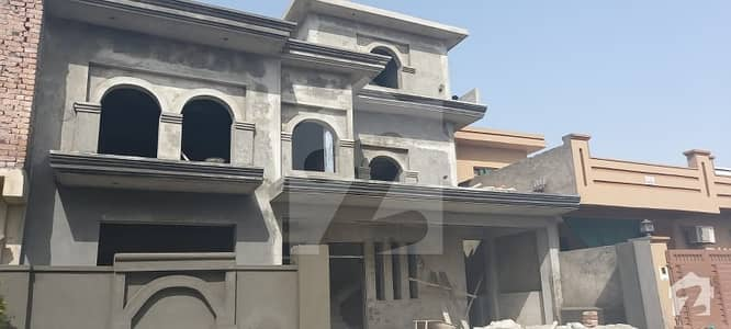 12 Marla Grey Structure House For Sale In Cbr Town Phase 1