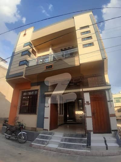 West Open Bungalow For Sale At Saadi Town Block 5