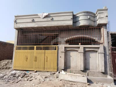 House Of 3.5 Marla For Sale In Ghauri Town