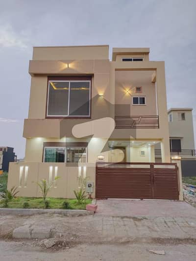 Brand New 5 Marla House Is Available For Sale in Bahria Town Phase 8, Block M- Rawalpindi