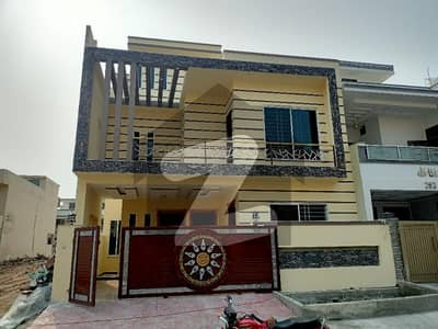Brand New Dabble Story House For Sale Cbr Town Phase 1 Islamabad