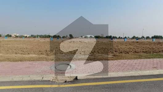 5 Marla Open Form Plot For Sale In Jinnah Extension Block Bahria Town Lahore