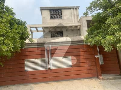 2 Kanal Single Storey House Hot Location Available For Sale In Canal Garden
