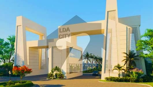 BEST LOCATION 5 MARLA PLOT AVAILABLE IN LDA CITY LAHORE