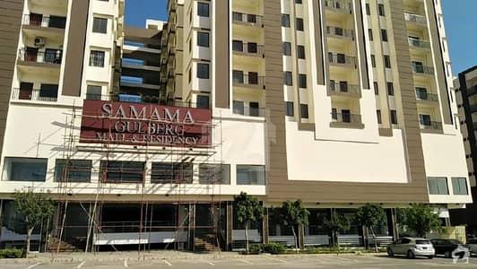 سماما سٹار مال اینڈ ریزیڈینسی گلبرگ گرینز گلبرگ اسلام آباد میں 2 کمروں کا 3 مرلہ فلیٹ 35 ہزار میں کرایہ پر دستیاب ہے۔