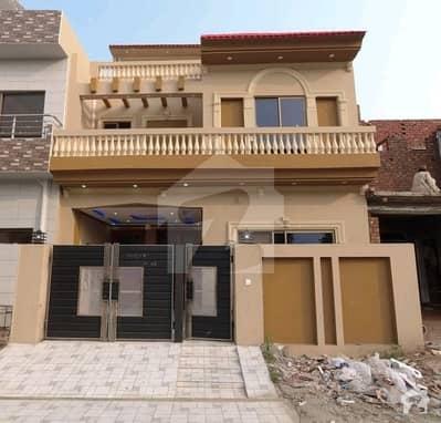سینٹرل پارک ۔ بلاک اے سینٹرل پارک ہاؤسنگ سکیم لاہور میں 4 کمروں کا 5 مرلہ مکان 1.25 کروڑ میں برائے فروخت۔