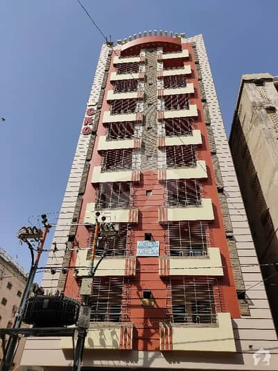 Flat Available For Rent In Garden West Near Fawara Chowk.