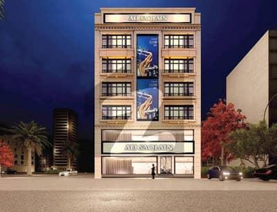 بحریہ ٹاؤن قائد بلاک بحریہ ٹاؤن سیکٹر ای بحریہ ٹاؤن لاہور میں 1 کمرے کا 3 مرلہ فلیٹ 80 لاکھ میں برائے فروخت۔
