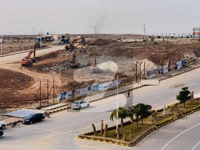 30x35 Commercial Plot Available For Sale In I Block Gulberg Residencia Islamabad