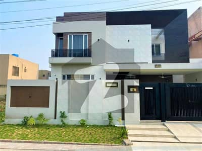 Modern Design Semi Furnished Kanal Bungalow Is Up For Sale