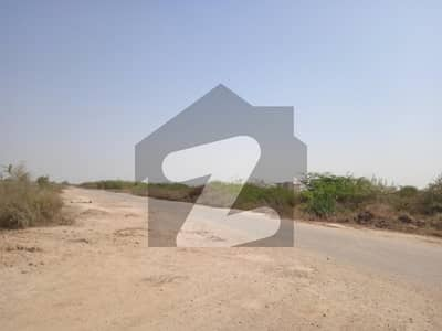 Corner Residential Plot Available For Sale In Gulshan E Mehran