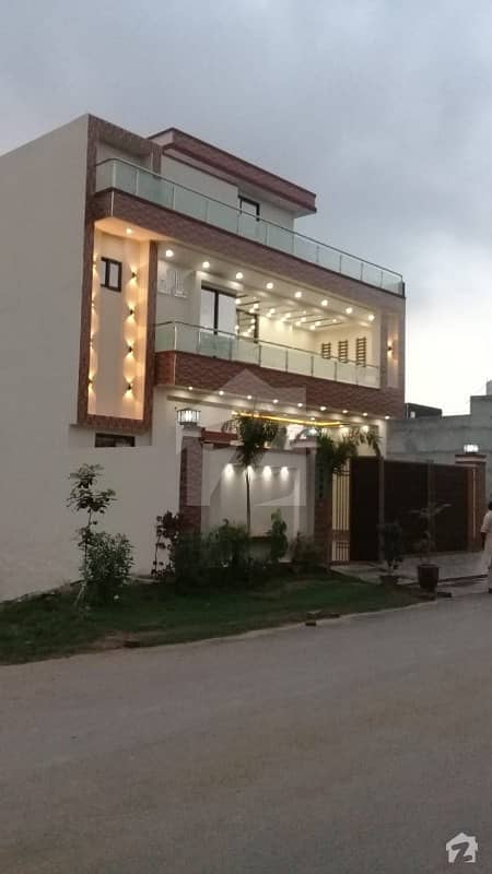 Spanish House 5 Marla Brand New For Sale In C Extension Block Al Rehman Garden Phase 2