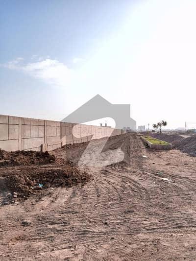 400 Sq Yards Plot Andleeb Co Operative Housing Society