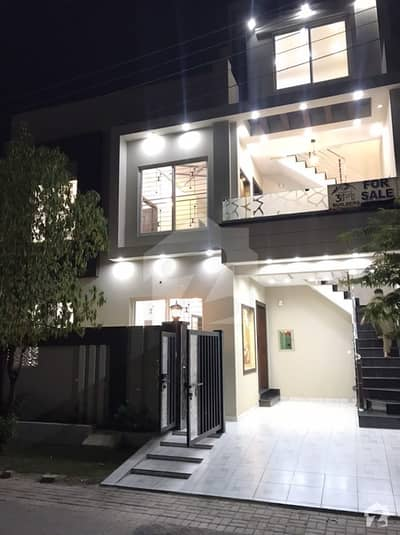 5 Marla 6 Rooms House In Canal Garden
