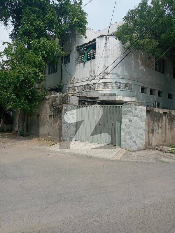 Samanabad N Block 12 Marla House For Sale