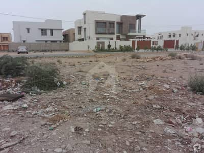 Family-friendly 400 Square Yards Commercial Plot Available In DHA Phase 8