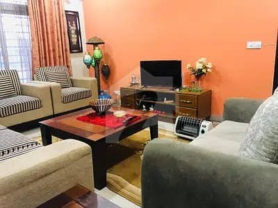 Furnished Apartment Flat For Sale At Al- Mustafa Valley Near Chattar Park