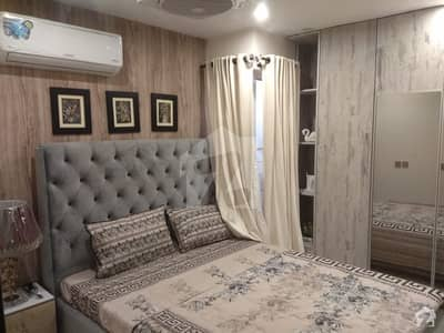 Two Bed Furnished Flat Available For Sale In Bahrain Town Lahore