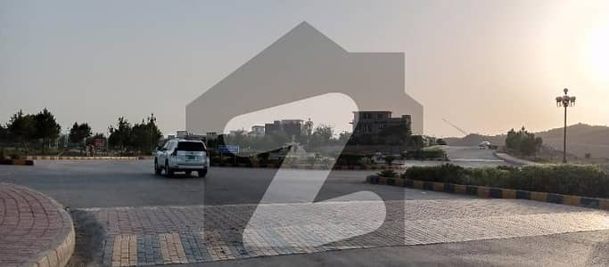 10 Marla Residential Plot Is Available For Sale In Bahria Town Phase 8, Sector F-1, Rawalpindi
