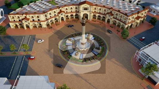 النورآرچرڈ لاہور - جڑانوالا روڈ لاہور میں 10 مرلہ رہائشی پلاٹ 45 لاکھ میں برائے فروخت۔