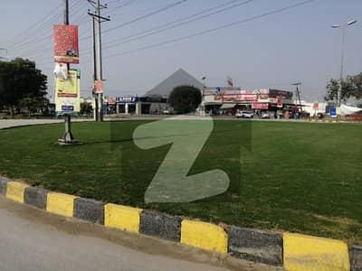 جوبلی ٹاؤن لاہور میں 1 کنال کمرشل پلاٹ 4 کروڑ میں برائے فروخت۔