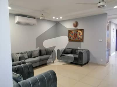Bahria Town Phase 3 The Grande 2 Bedroom Fully Furnished Flat For Rent