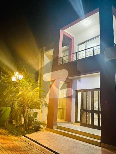 5 Marla House For Sale In Safari Villas Block Bahria Town Lahore