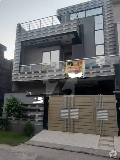 5 Marla Brand New House For Sale In L Block Al Rehman Garden Phase 2.