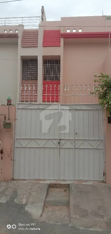 Independent One Unit House In Al Hira Bungalows