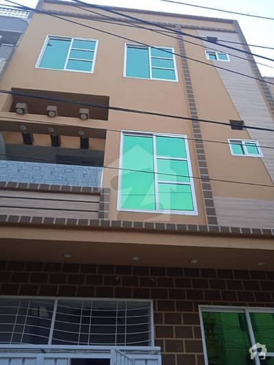3 Marla Brand New House For Sale Triple Storey