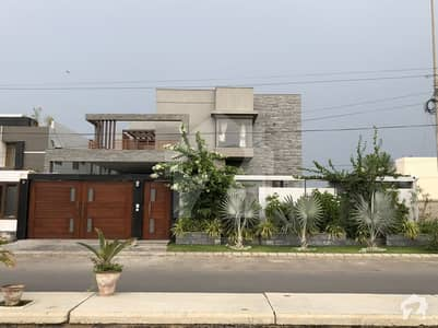 Architect Design House On Very Prime Location Of Phase 8