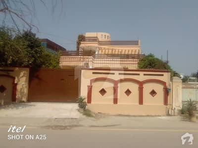 16 Marla House For Sale In University Town Peshawer