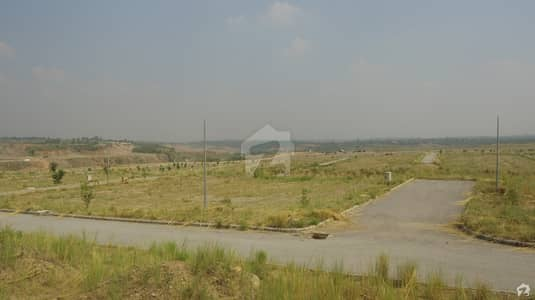 8 Marla Plot For Sale In Dha Valley Blue Bell Sector