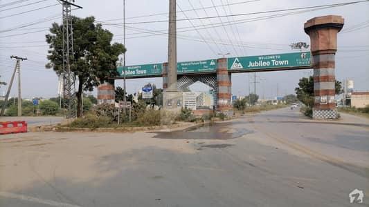 جوبلی ٹاؤن ۔ بلاک بی جوبلی ٹاؤن لاہور میں 10 مرلہ رہائشی پلاٹ 1.12 کروڑ میں برائے فروخت۔