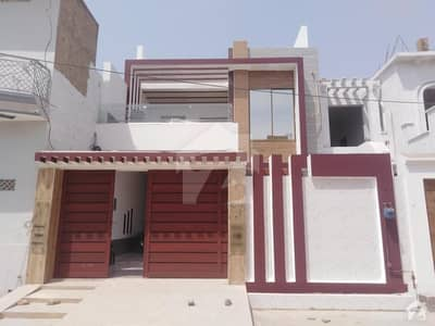9.5 Marla Double Storey House For Sale
