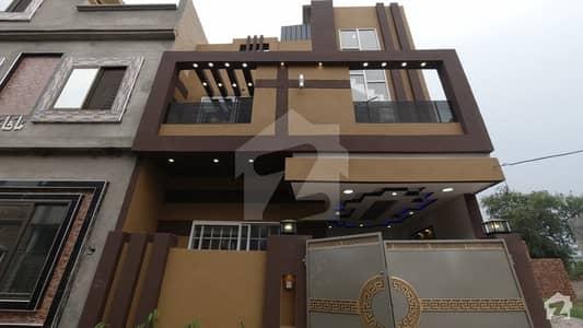 الاحمد گارڈن ہاوسنگ سکیم جی ٹی روڈ لاہور میں 3 کمروں کا 4 مرلہ مکان 85 لاکھ میں برائے فروخت۔